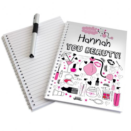 Pamper Notebook